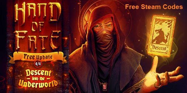 Hand of Fate Key Generator Free CD Key Download