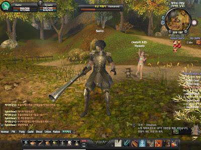 Аика онлайн новый обзор игры