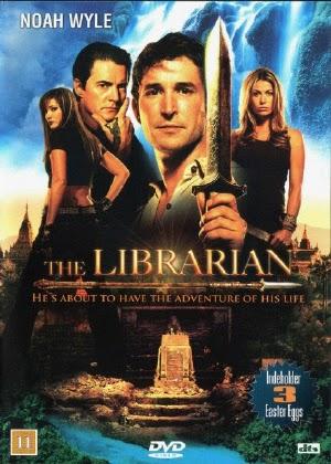 Phim Bí Ẩn Những Lưỡi Mác 1 - The Librarian Quest For The Spear