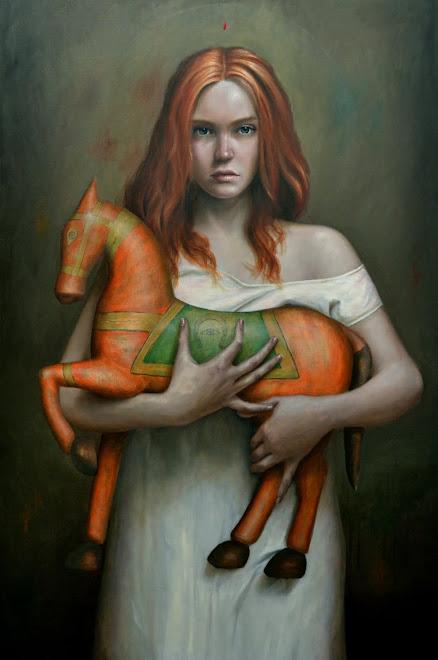 """""""ORANGE HORSE"""""""