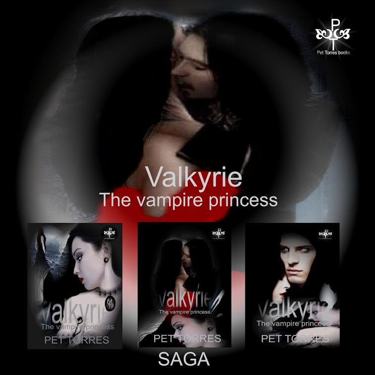 Valkyrie - The vampire Princess Saga
