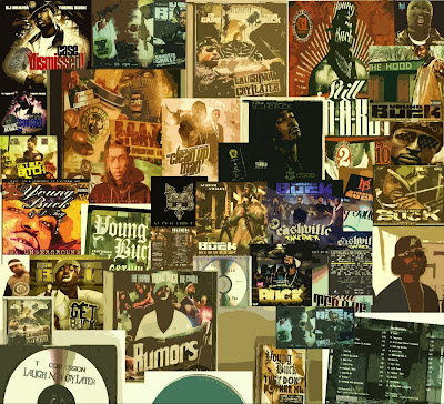 Young Buck Discography