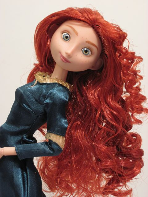 Disney-Merida-Doll