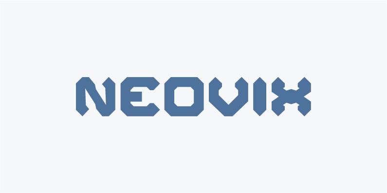 fonts neovix