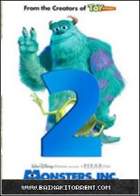 Capa Baixar Filme Monstros S.A 2 Universidade dos Monstros Dublado   Torrent Baixaki Download