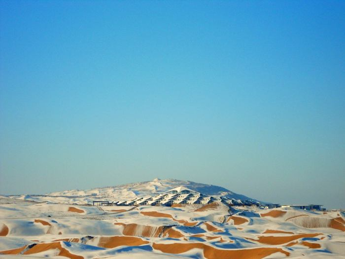 The mysterious, spectacular 'Sounding Sands' desert, Xiangshawan Desert Lotus Hotel