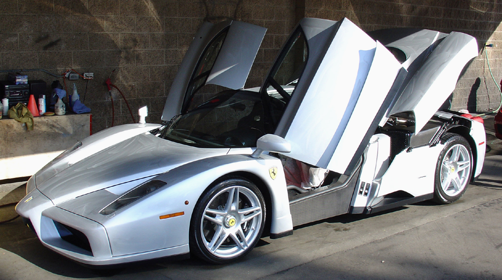 Ferrari Laferrari Vs Lamborghini Veneno