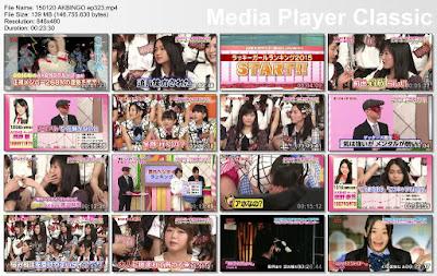 AKBINGO! Episode 323 Subtitle Indonesia