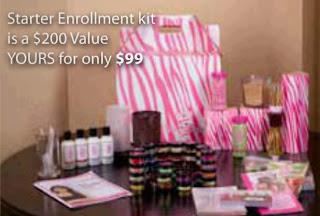 $99 Pink Zebra starter kit image