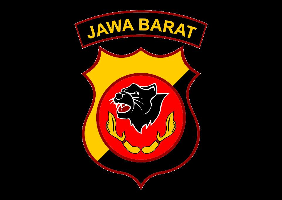 Download Logo Polda Jawa Barat Vector
