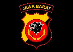 Polda Jawa Barat Logo Vector download free
