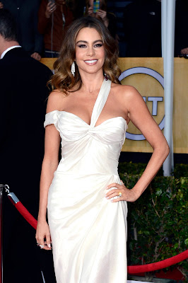 Sophia Vergara - Get Her SAG Awards Look