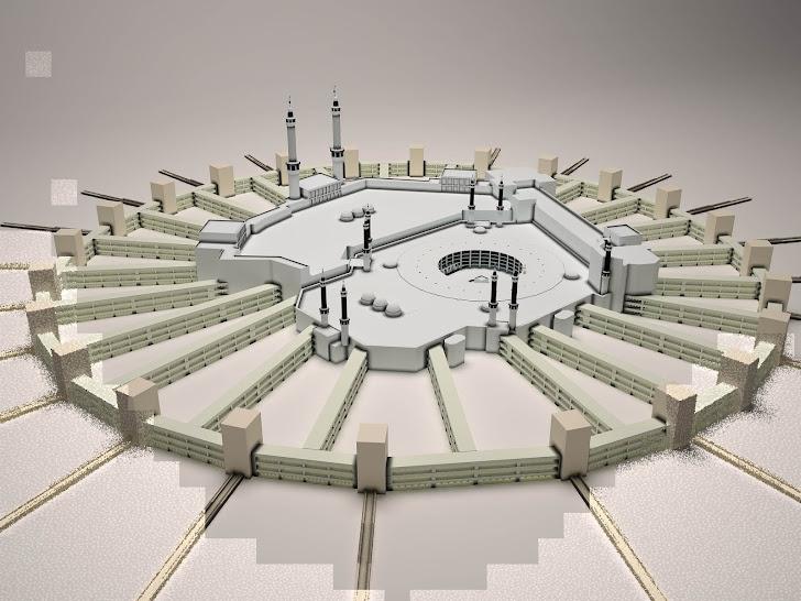 Masjid al Haram 2020 Hij-9