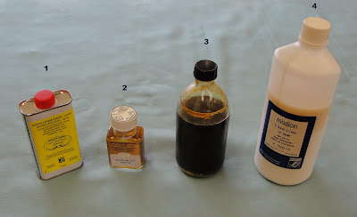 Mixtion à dorer