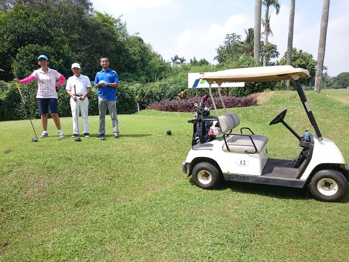IEDUL FITRI GOLF TOURNAMENT 2016