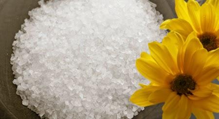 homemade salt scrub recipe