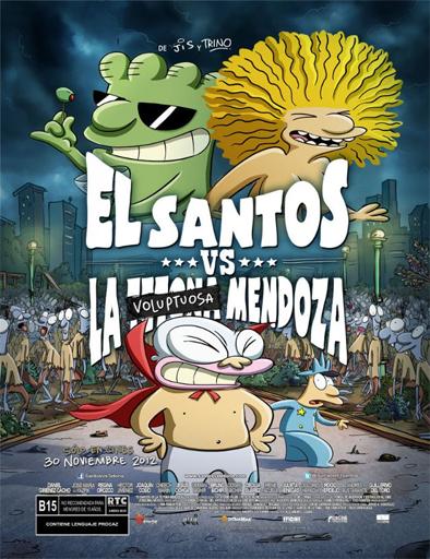 Ver El Santos vs la Tetona Mendoza Online
