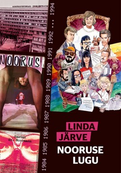 """UUS: Minu raamat """"Nooruse lugu"""""""