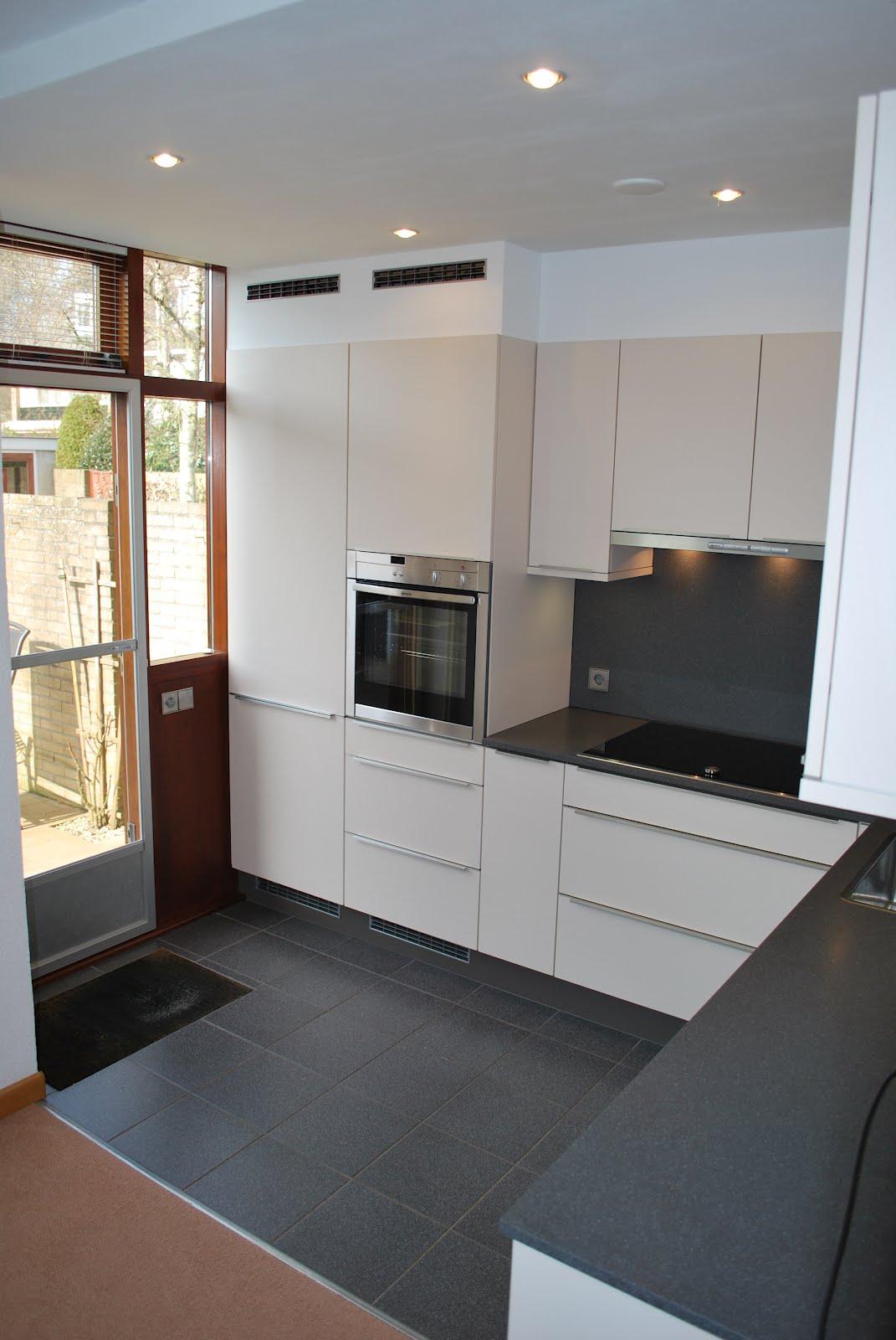 Keukenraam Inspiratie : Keuken Ohmstraat Badhoevedorp Gp Interieur Idee