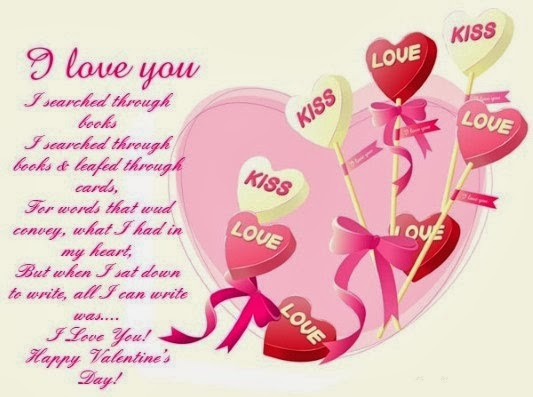 Happy valentines day 2014 love quotes greetings sayings for couples