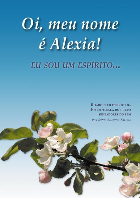 OI, meu nome é Alexia