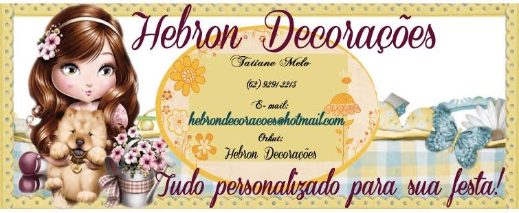Hebron Decorações