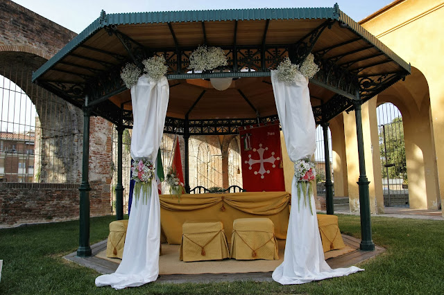 fiori matrimonio pisa wedding planner