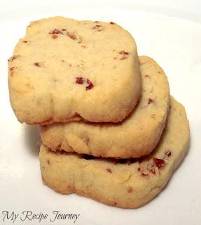 Bak Kwa Cookies ( Bacon Cookies)