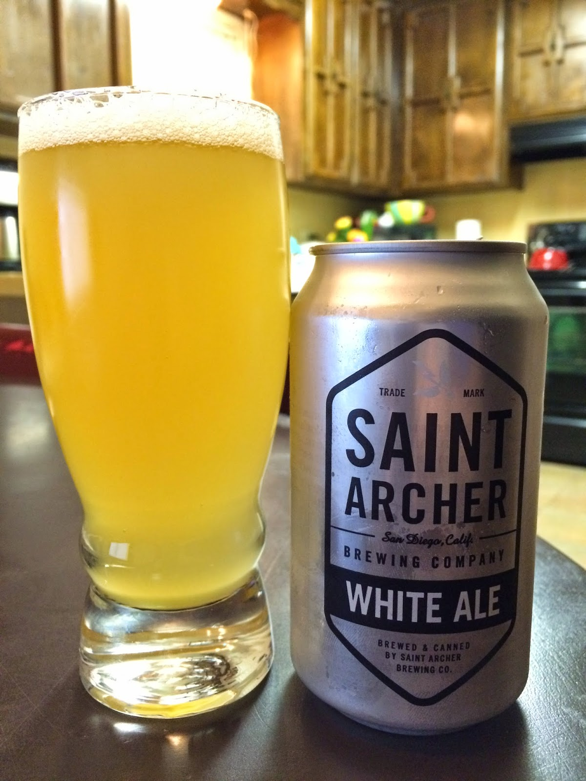 Saint Archer White Ale 1