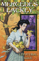Book cover of Unnatural Issue by Mercedes Lackey