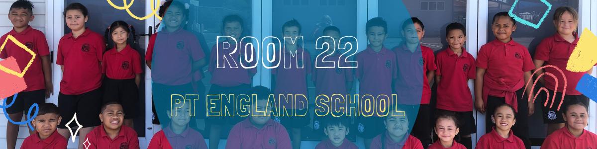 Room 22 @ Pt England School