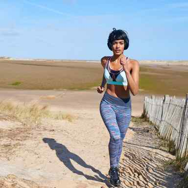 Asking for a Friend: Can You Wear a Yoga Bra on a Run?