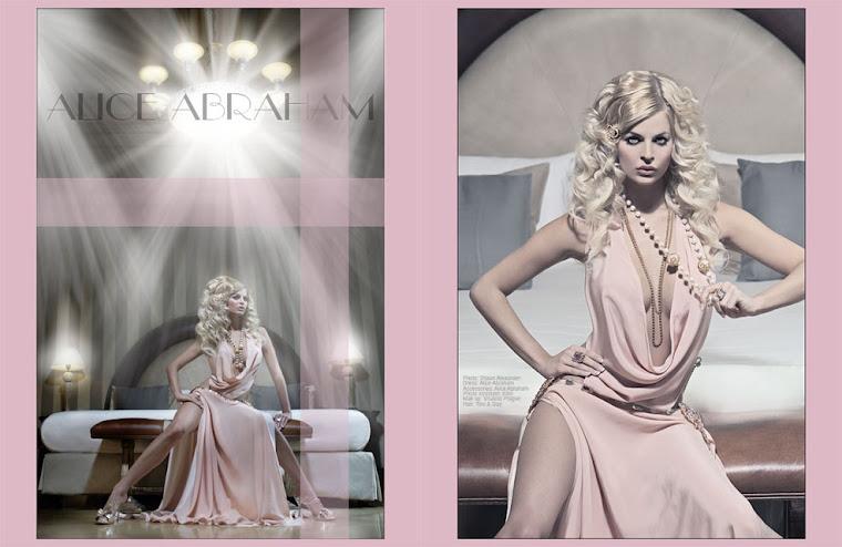 New York fashion photography studio Shaun Alexander