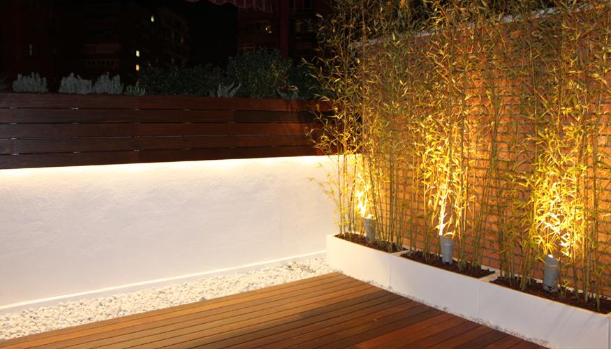 Missjardin marzo 2013 for Iluminacion exterior jardin