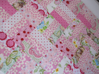 Flossie Teacakes: Tutorial: How to make a patchwork quilt : simple patchwork quilt - Adamdwight.com