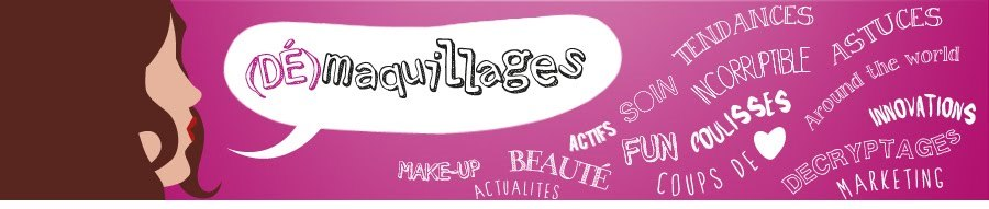 (dé)maquillages