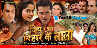 Jiya Ho Bihar Ke Lala Bhojpuri Movie Cast And Crew