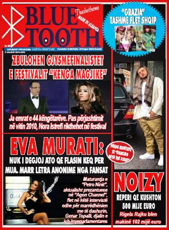 Revista BLUETOOTH - 23 Nentor 2013