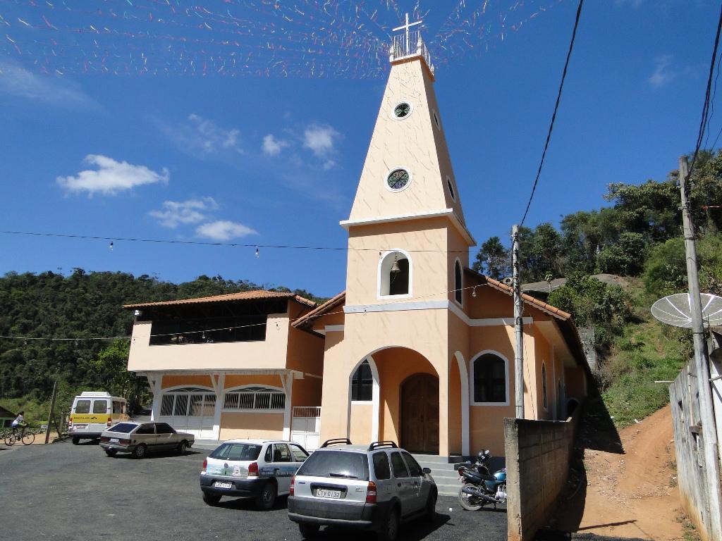 A Igreja de Santa Rosa de Lima, onde acontecerá o evento