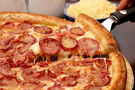 Pizza caseira - Dica rápida, faça em casa