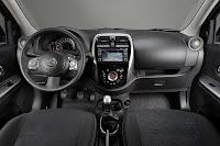 Nissan Micra dash