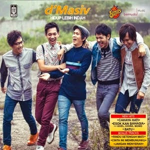 Album d'Masiv - Hidup Lebih Indah 2014