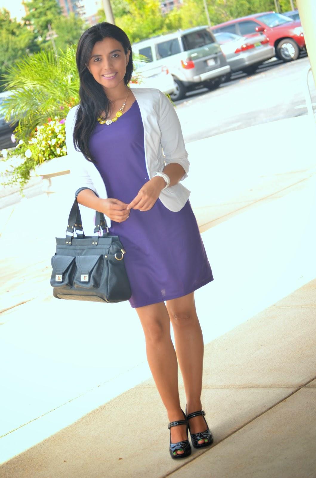Outfit para el trabajo #latinablogger #egoblogger