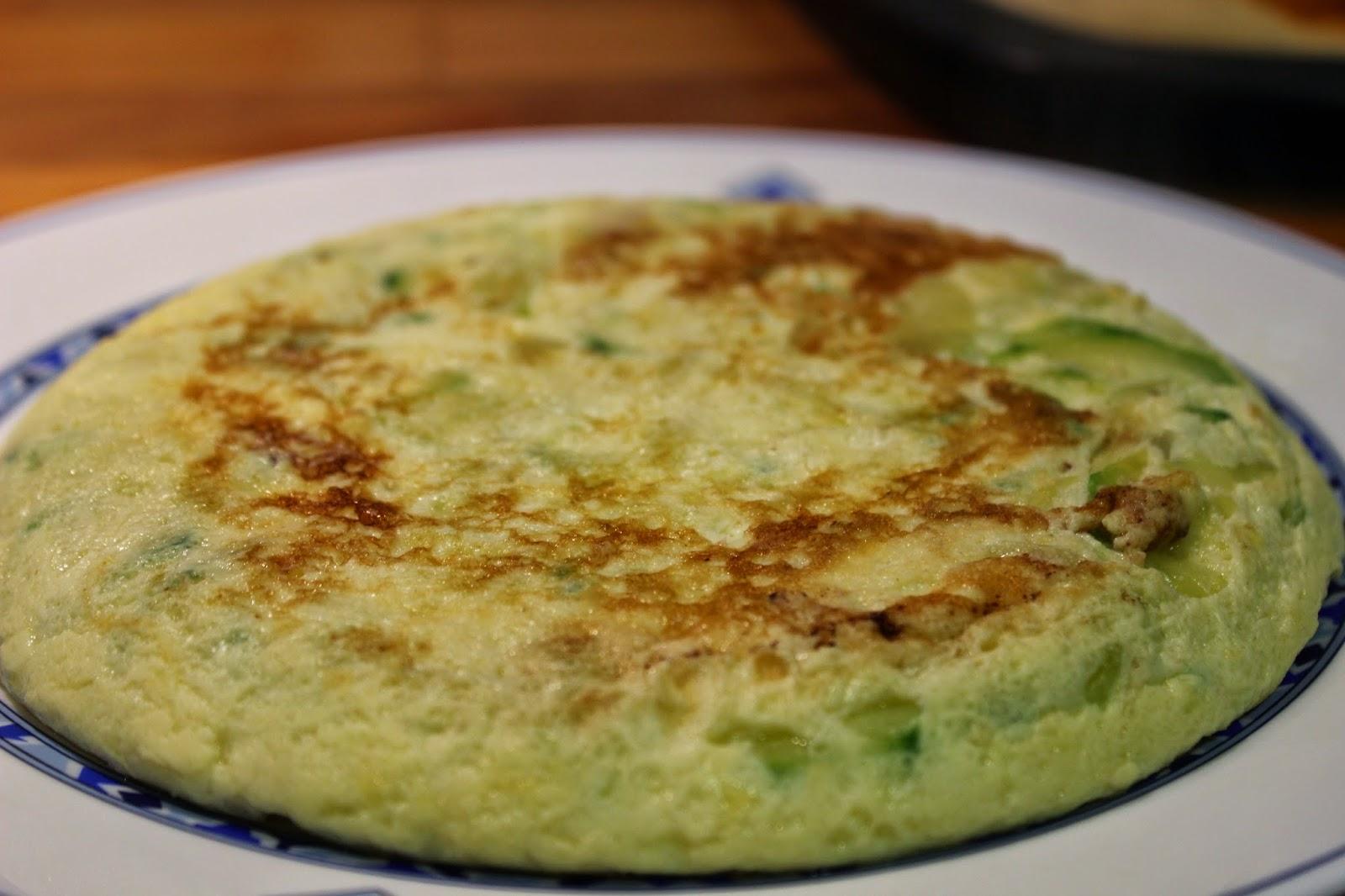La cocina de gibello tortilla de calabacin y cebolla - Tortilla de calabacin y cebolla ...