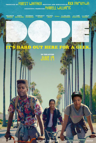 Dope (BRRip 720p Dual Latino / Ingles) (2015)