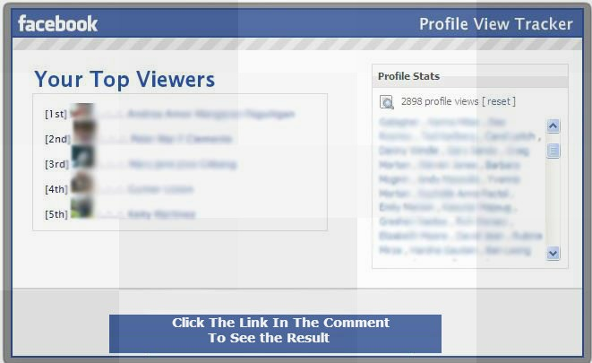 Social Profile view notification - Chrome Web Store
