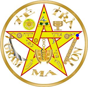 Pentagrama o Estrella de 5 puntas