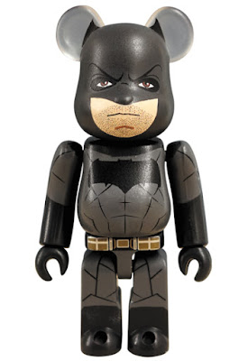 Batman v Superman: Dawn of Justice Batman 100% Be@rbrick Vinyl Figure by Medicom