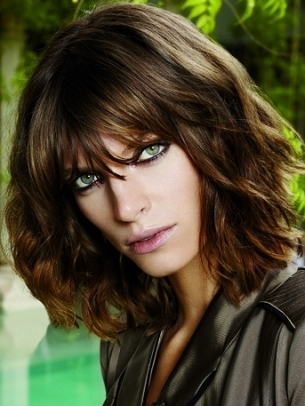 hairstyles for medium length hair for middle aged women (