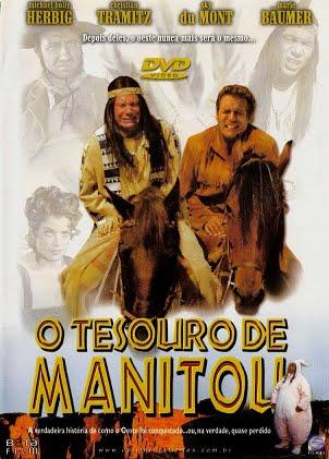 O Tesouro de Manitou (Dublado)